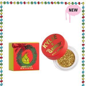Kylie Cosmetics x Grinch Shimmer Eye Glaze GOLD